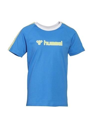 Hummel Hummel Mavi T-Shirt Mavi